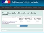 Référendum d'initiative partagée