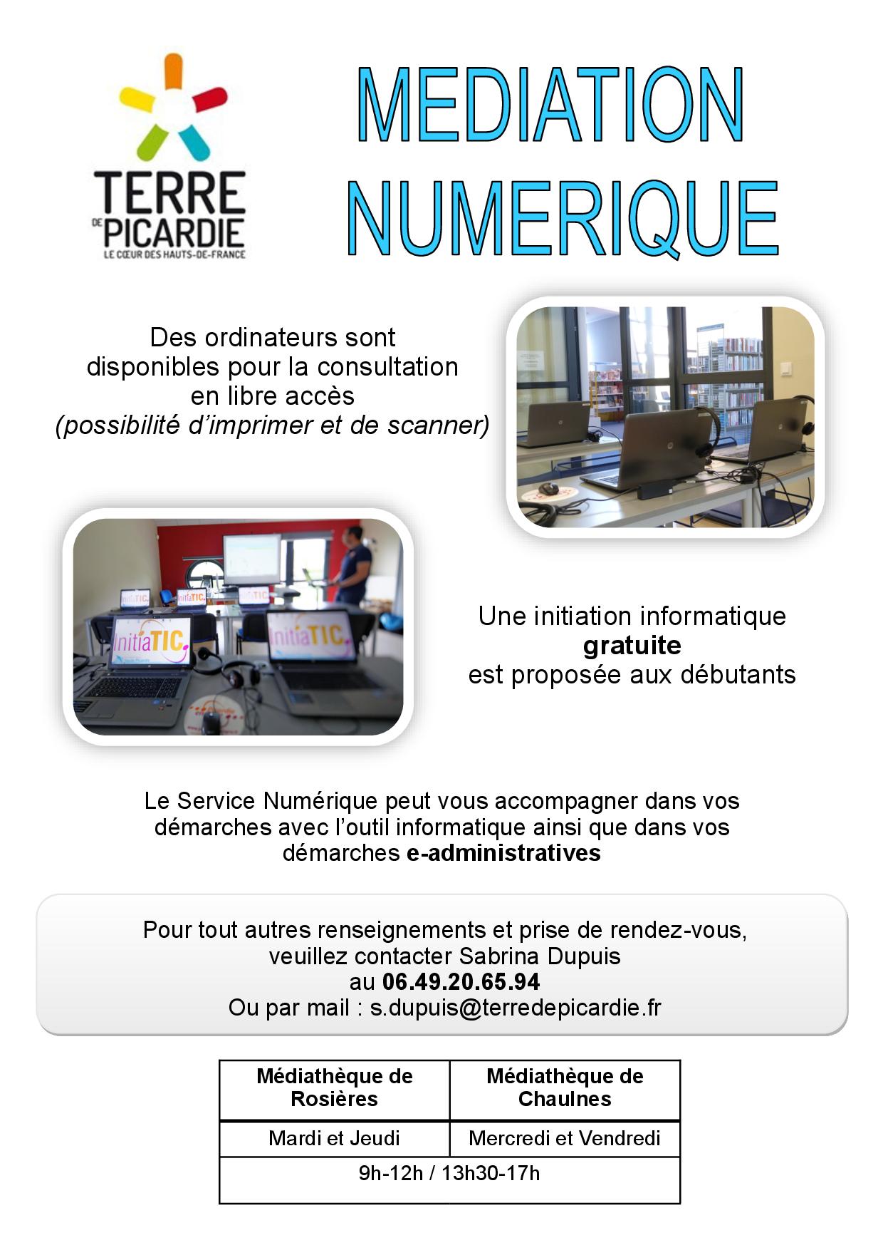 Aide démarches e-administratives