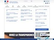 ANTS - Agence Nationale des Titres Sécurisés