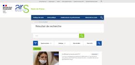 Agence régionale de santé (ARS) - Hauts-de-France