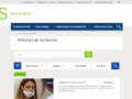 Screenshot 2021 03 26 recherche globale sites internet des ars